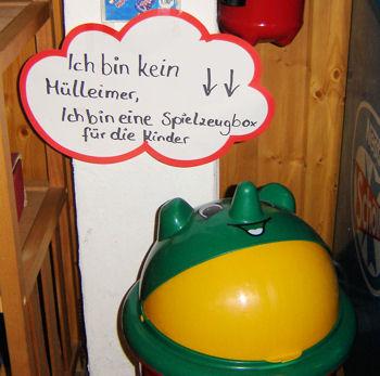 Frosch-Eimer